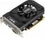 Видеоадаптер PCI-E Palit GeForce GTX1050 2048Mb PA-GTX1050 StormX 2G (RTL) GDDR5 128bit DVI-D/HDMI/DP