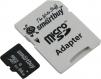 Карта памяти microSD 64Gb Smartbuy Class 10 UHS-I U3 с адаптером (SB64GBSDCL10U3-01)