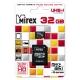 Карта памяти microSD 16Gb Mirex Class 10 UHS-I с адаптером (13613-ADSUHS16)