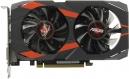 Видеоадаптер PCI-E ASUS GeForce GTX1050 Ti 4096Mb CERBERUS-GTX1050TI-A4G (RTL) GDDR5 128bit DVI-D/HDMI/DP