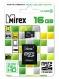 Карта памяти microSD 16Gb Mirex Class 10 с адаптером (13613-AD10SD16)