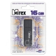 Флэш-диск 16Gb Mirex Line Black