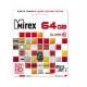 Карта памяти microSD 64Gb Mirex Class 10 UHS-I без адаптера (13612-MC10SD64)