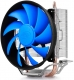 Вентилятор для Socket 1155/1156/755/АМ2/АМ2+/AM3/AM4/FM1//940/939/754 DEEPCOOL GammaXX 200T Al+Cu (100W) RTL