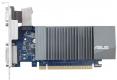 Видеоадаптер PCI-E ASUS GeForce GT710 1024Mb GT710-SL-1GD5-BRK (RTL) GDDR5 64bit D-sub/DVI-D/HDMI