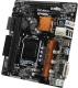 Материнская плата ASRock H110M-DGS R3.0 (RTL) S-1151 H110 2xDDR4 PCI-E x16/PCI-E x1 4xSATA III 2xPS/2/DVI-D/4xUSB 2.0/2xUSB 3.1G1/GLAN/3 audio jacks mATX