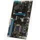 Материнская плата Esonic A58FSAL3 + A6 3400M (крепление кулера S-775) (RTL) A6-3400M A58 2xDDR3 PCI-E x16 (x4 mode)/PCI-E x1 4xSATA III 2xPS/2/D-sub/4xUSB 2.0/GLAN/COM/3 audio jacks mATX