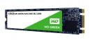 Жесткий диск SSD M.2 SATA III 120Gb WD Green (80 мм, 3D TLC, R540Mb, 1M MTTF) (WDS120G2G0B)