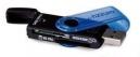 Кардридер USB GINZZU GR-412В 3-in-1 (SD, microSD, MS), контейнер для хранения microSD, черный