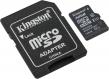 Карта памяти microSD 32Gb Kingston Class 10 UHS-I с адаптером (SDCS/32GB)
