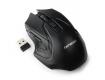 Мышь Гарнизон GMW-425 беспроводная черная, чип X2, 1600 DPI, 3 кн.+ колесо-кнопка, блистер