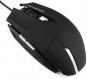 Мышь Гарнизон GM-600G игровая Альмак, код Survarium, USB черная, чип Х1, софт тач, 1600 DPI, 5кн.+колесо-кнопка