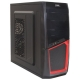 Корпус ATX Winard 3068 500W Black-red