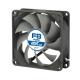 Вентилятор для корпуса 80x80x25 Arctic Cooling F8 PWM PST