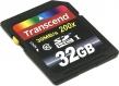 Карта памяти SD 32Gb Transcend Class 10 (TS32GSDHC10)