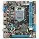 Материнская плата Esonic H110NCL3 (RTL) S-1151 H110 2xDDR3 PCI-E x16 4xSATA III D-sub/HDMI/4xUSB 2.0/2xUSB 3.0/GLAN/3 audio jacks mATX