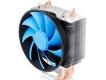 Вентилятор для Socket 1155/1156/755/АМ2/АМ2+/AM3/AM4/FM1//940/939/754 DEEPCOOL GammaXX 300 Al+Cu PWM (130W) RTL
