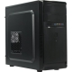 Корпус mATX NAVAN IS002-U3-BK 450W Mini-Tower Black