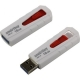 Флэш-диск 16GB Smartbuy Iron White/Red USB 3.0 (SB16GBIR-W3)