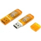 Флэш-диск 32Gb Smartbuy Glossy Series Orange (SB32GBGS-Or)