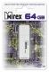 Флэш-диск 64Gb Mirex Line White