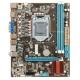 Материнская плата Esonic H55KEL (RTL) S-1156 H55 2xDDR3 PCI-E x16/PCI-E x1 4xSATA II D-sub/HDMI/6xUSB 2.0/LAN/3 audio jacks mATX