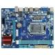 Материнская плата Esonic H81JAK-U (RTL) S-1150 H81 2xDDR3 PCI-E x16/PCI-E x1 4xSATA II D-sub/HDMI/4xUSB 2.0/2xUSB 3.1G1/GLAN/3 audio jacks mATX