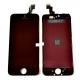 Дисплей для iPhone 5c в сборе с тачскрином и рамкой (черный) HQ