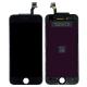 Дисплей для iPhone 6 (4.7) в сборе с тачскрином и рамкой (черный) NC